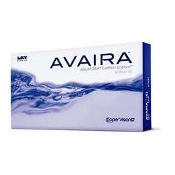Avaira 3 contact lenses