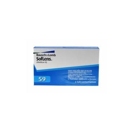 Soflens 59 contact lenses
