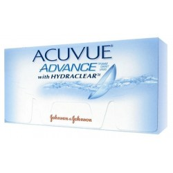 ACUVUE ADVANCE 6 contact lenses