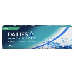 Focus Dailies Toric Contact Lenses 30