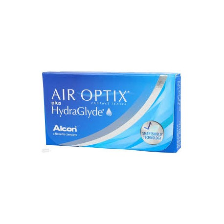 Air Optix HydraGlyde (6) contact lenses