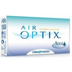 Air Optix Aqua (6) contact lenses