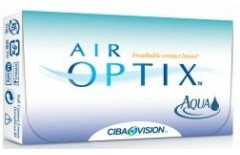 Air Optix Aqua (6) contacts No prescription required