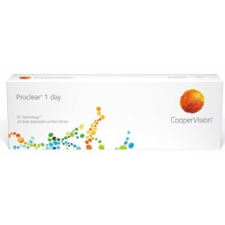 Proclear 1 Day Contacts