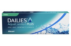Dailies Aqua Comfort Plus Toric (30 lenses)