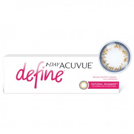 Acuvue 1-DAY define NATURAL SPARKLE