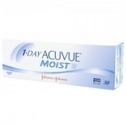 1-DAY ACUVUE MOIST  without a prescription