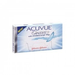 ACUVUE OASYS  contact lenses no prescription